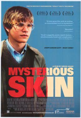 """Постер к фильму """"Загадочная кожа"""" /Mysterious Skin/ (2004)"""