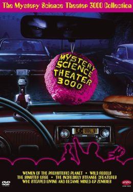 "Постер к фильму ""Таинственный театр 3000 года"" /Mystery Science Theater 3000/ (1988)"