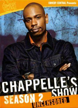 """Постер к фильму """"Шоу Шаппелла"""" /Chappelle's Show/ (2003)"""