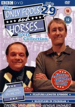 """Постер к фильму """"Дуракам везет"""" /Only Fools and Horses..../ (1981)"""