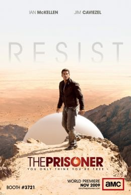 """Постер к фильму """"Заключенный"""" /The Prisoner/ (2009)"""