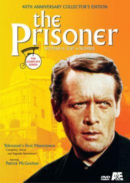 """Постер к фильму """"Заключенный"""" /The Prisoner/ (1967)"""
