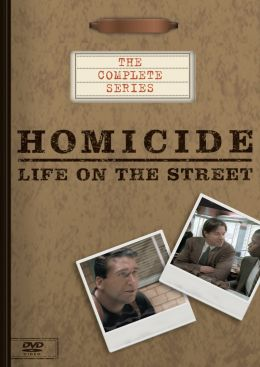 """Постер к фильму """"Убойный отдел"""" /Homicide: Life on the Street/ (1993)"""