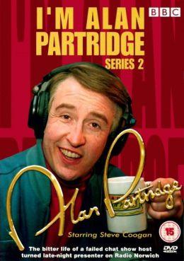 "Постер к фильму ""Я – Алан Партридж"" /I'm Alan Partridge/ (1997)"