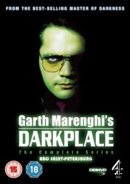 """Постер к фильму """"Обитель тьмы Гарта Маренги"""" /Garth Marenghi's Darkplace/ (2004)"""