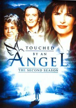 "Постер к фильму ""Прикосновение ангела"" /Touched by an Angel/ (1994)"
