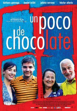 "Постер к фильму ""Немного шоколада"" /Un poco de chocolate/ (2008)"