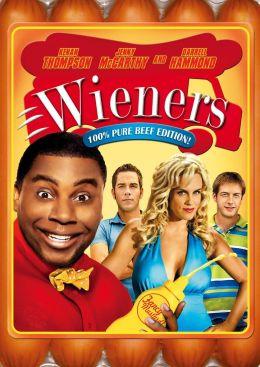 """Постер к фильму """"Необыкновенное путешествие"""" /Wieners/ (2008)"""