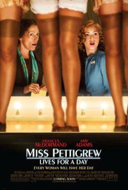 "Постер к фильму ""Мисс Петтигрю"" /Miss Pettigrew Lives for a Day/ (2008)"