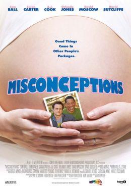 """Постер к фильму """"Непонятки"""" /Misconceptions/ (2008)"""