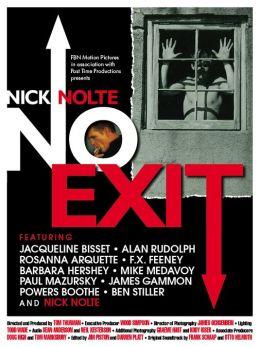 """Постер к фильму """"Ник Нолти: Нет выхода"""" /Nick Nolte: No Exit/ (2008)"""