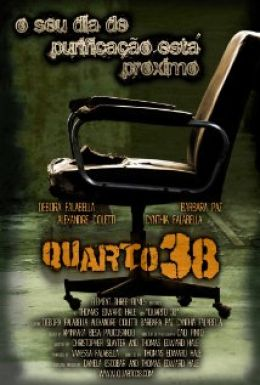 """Постер к фильму """"Номер 38"""" /Quarto 38/ (2008)"""