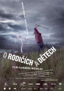 """Постер к фильму """"О родителях и детях"""" /O rodicich a detech/ (2008)"""