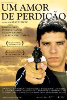 """Постер к фильму """"Обреченная любовь"""" /Um Amor de Perdicao/ (2008)"""