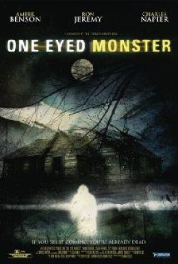 """Постер к фильму """"Одноглазый монстр"""" /One-Eyed Monster/ (2008)"""