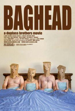 """Постер к фильму """"Пакетоголовый"""" /Baghead/ (2008)"""