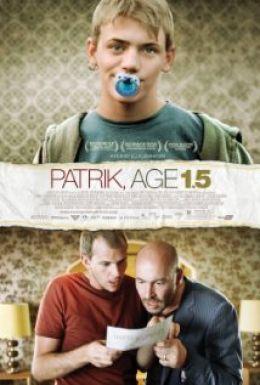 """Постер к фильму """"Патрик 1,5"""" /Patrik 1,5/ (2008)"""