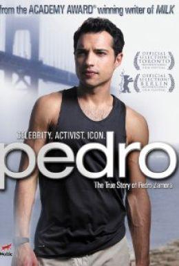 """Постер к фильму """"Педро"""" /Pedro/ (2008)"""