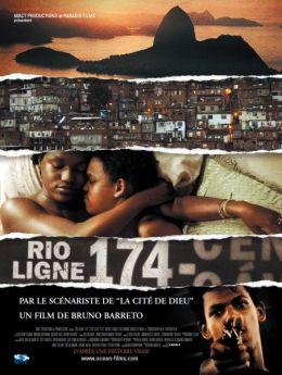"""Постер к фильму """"Последняя остановка 174-го"""" /Ultima Parada 174/ (2008)"""