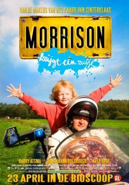 """Постер к фильму """"Моррисон и младшая сестричка"""" /Morrison krijgt een zusje/ (2008)"""