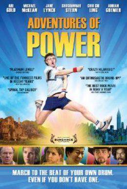 """Постер к фильму """"Приключения Пауэра"""" /Adventures of Power/ (2008)"""