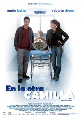 "Постер к фильму ""На другой койке"" /En la otra camilla/ (2008)"