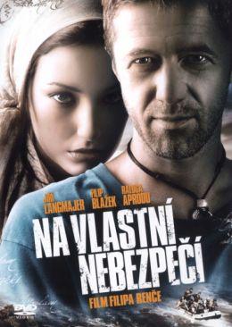 "Постер к фильму ""На свой страх и риск"" /Na vlastni nebezpeci/ (2008)"