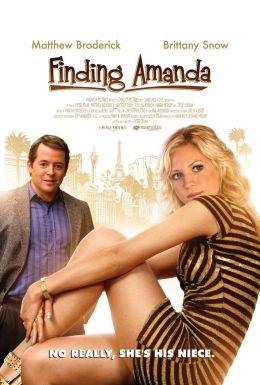 """Постер к фильму """"Найти Аманду"""" /Finding Amanda/ (2008)"""