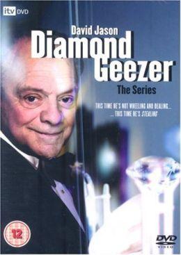 """Постер к фильму """"Бриллиант Гизер"""" /Diamond Geezer/ (2005)"""