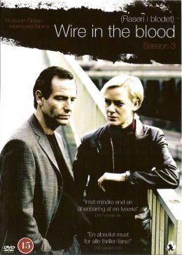 "Постер к фильму ""Тугая струна"" /Wire in the Blood/ (2002)"