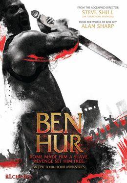 """Постер к фильму """"Бен Гур"""" /Ben Hur/ (2010)"""