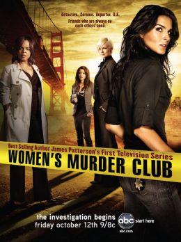 """Постер к фильму """"Женский клуб расследований убийств"""" /Women's Murder Club/ (2007)"""