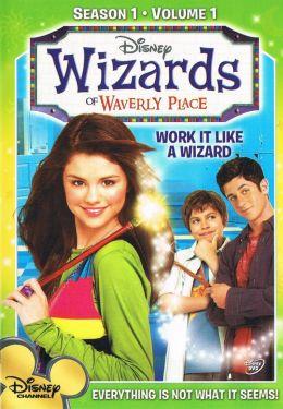 """Постер к фильму """"Волшебники из Вэйверли Плэйс"""" /Wizards of Waverly Place/ (2007)"""
