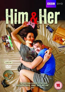 "Постер к фильму ""Он и она"" /Him & Her/ (2010)"