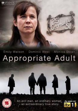 """Постер к фильму """"Попечитель"""" /Appropriate Adult/ (2011)"""