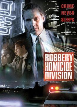"""Постер к фильму """"Убойный отдел"""" /Robbery Homicide Division/ (2002)"""