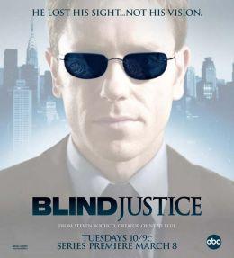 """Постер к фильму """"Слепое правосудие"""" /Blind Justice/ (2005)"""
