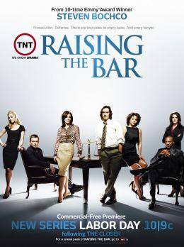 """Постер к фильму """"Адвокатская практика"""" /Raising the Bar/ (2008)"""