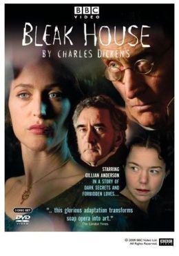 """Постер к фильму """"Холодный дом"""" /Bleak House/ (2005)"""