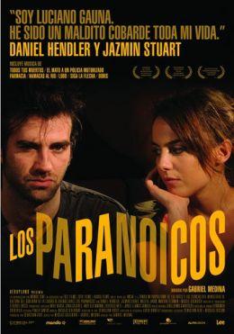 "Постер к фильму ""Параноиды"" /Los paranoicos/ (2008)"