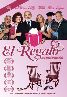 """Постер к фильму """"Подарок"""" /El regalo/ (2008)"""