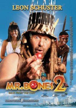 """Постер к фильму """"Мистер Бонс 2"""" /Mr. Bones 2: Back from the Past/ (2008)"""