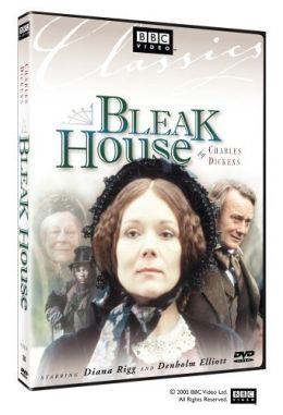 """Постер к фильму """"Холодный дом"""" /Bleak House/ (1985)"""