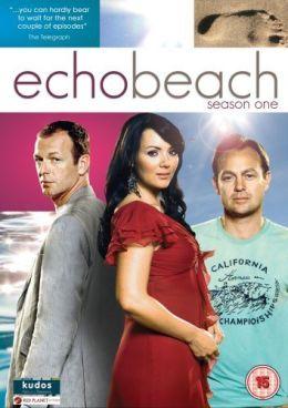 """Постер к фильму """"Пляж воспоминаний"""" /Echo Beach/ (2008)"""