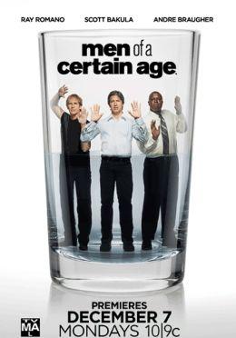 """Постер к фильму """"Мужчины среднего возраста"""" /Men of a Certain Age/ (2009)"""