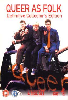 """Постер к фильму """"Близкие друзья"""" /Queer as Folk/ (1999)"""