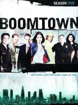 """Постер к фильму """"Бумтаун"""" /Boomtown/ (2002)"""