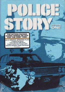 """Постер к фильму """"Полицейская история"""" /Police Story/ (1973)"""