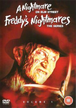 "Постер к фильму ""Кошмары Фредди"" /Freddy's Nightmares/ (1988)"
