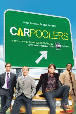 """Постер к фильму """"Автолюбители"""" /Carpoolers/ (2007)"""